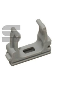 CF40G Держатель (клипса) для труб D40 мм (уп-ка 50 шт)
