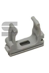 CF25G Держатель (клипса) для труб D25 мм (уп-ка 100 шт)