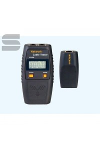 Тестер для интерфейсов RJ-11,12,45, BNC