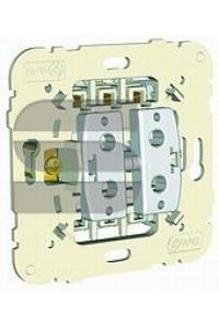 Механизм двухклавишного выключателя серия MEC 21