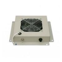 ITK Потолочная вентиляторная панель для шкафов LINEA W, 1 вентилятор, серая