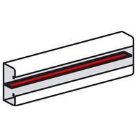 Разделительная перегородка - для кабель-каналов Metra 85x50, 100x50, 130x50 и 160x50 - 2 метра