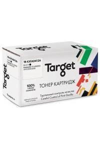 Драм картридж TARGET совместимый Panasonic KX FAD412A7 для KX MB 1900/2000/2001/2010/2011/2020/2025/2030/2051/2061/2062, 6k
