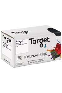 Драм картридж TARGET совместимый HP CF234A дляLJ Ultra M106/134 (no chip), 9.2k