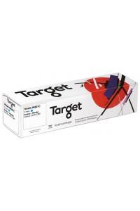 Тонер картридж TARGET совместимый Konica Minolta TN 221 Cyan для bizhub C227/C287, 21k
