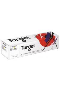 Тонер картридж TARGET совместимый Konica Minolta TN 221 Yellow для bizhub C227/C287, 21k