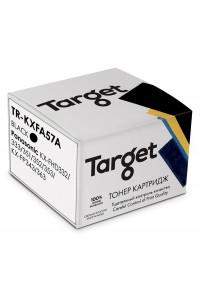 Пленка TARGET совместимый Panasonic KX FA57A для KX FHD332/333/351/352/353/KX FP343/363, 1*70m