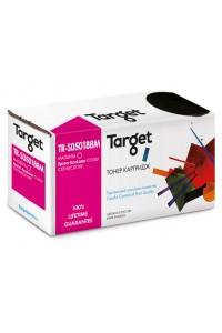 Картридж TARGET совместимый Epson S050188 Magenta для AcuLaser C1100/CX11, 4k