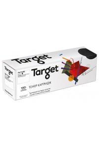 Тонер туба TARGET совместимый Toshiba T 1640 для e STUDIO 165/166/167/203/205/207/237, 24k
