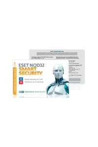 ESET NOD32 Smart Security Family - универсальная лицензия на 1 год на 3 устройства или продление на 20 месяцев