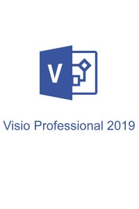 Программное обеспечение Microsoft® Visio® Professional 2019 32-bit/x64 Russian 1 License Central / Eastern Europe Only DVD Emerging Market