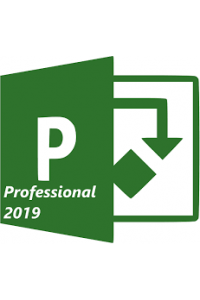 Программное обеспечение Microsoft® Project Professional 2019 32-bit/x64 Russian 1 License Central / Eastern Europe Only DVD Emerging Market