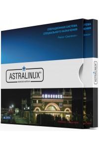 Лицензия на право установки и использования операционной системы специального назначения «Astra Linux Special Edition» РУСБ.10015-01 версии 1.6 формат поставки ОЕМ (ФСТЭК)