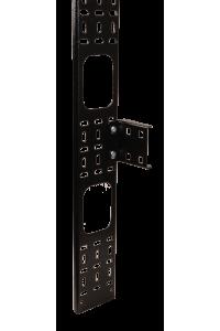 ITK Вертикальный кабел. органайзер 33U, 150x12мм, черный
