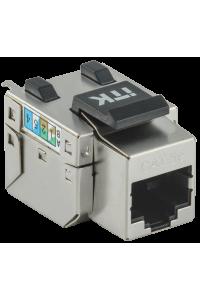 ITK Модуль Keystone Jack кат. 5E FTP 110 IDC 90 град. розет.