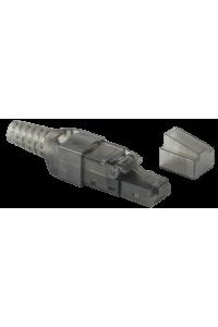 ITK Разъём RJ-45 UTP для кабеля кат.6 полевая заделка