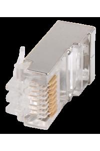 ITK Разъём RJ-45 FTP для кабеля витая пара ШПД