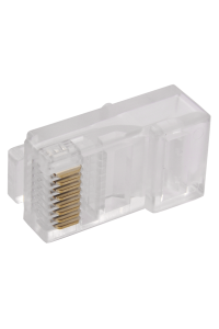 ITK Разъём RJ-45 UTP для кабеля витая пара ШПД