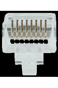 ITK Разъём RJ-45 UTP для кабеля кат.5E FPS