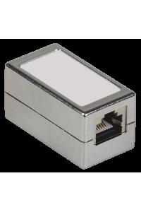 ITK Проходной адаптер кат. 6 FTP тип RJ45-RJ45