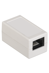 ITK Проходной адаптер кат. 6 UTP тип RJ45-RJ45