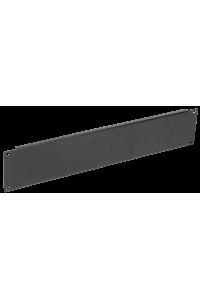 ITK Фальш-панель 2U черная