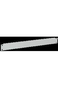 ITK Фальш-панель 1U серая