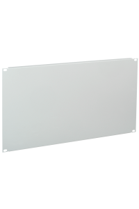 ITK Фальш-панель 4U серая