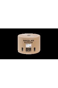 Кабель NIKOLAN F/FTP 4 пары, Кат.6 (Класс E), тест по ISO/IEC, 250МГц, одножильный, BC (чистая медь), 23AWG (0,57мм), внутренний, PVC нг(А), слоновая кость, 305м - гарантия: 15 лет расширенная / 25 лет системная