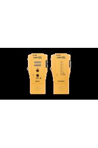 Кабельный тестер UTP/STP, RJ45, RJ12, RJ11, BNC, со встроенным переговорным устройством