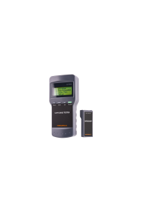 Кабельный тестер NIKOMAX с LCD дисплеем, UTP/STP, RJ45, с функцией измерения длины