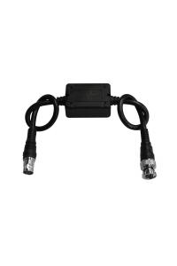 Гальваническая развязка.Необходима для уменьшения искажения видеосигнала.Полоса пропускания: 25 Гц-50мГц