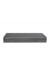 Мультигибридный 32-х канальный видеорегистратор; H.265+/H.265/H.264; AHD: 5M@ 6к/с(5в1), 4M@8к/с(5в1), 4K-N@7к/с (5в1); CVI/TVI/AHD/CVBS: 32*1080P@15к/с; 32*720P; IP: 32*1080P; 16*3M; 8*5M Воспр.одновр. - до 16 каналов; Видеовыходы - HDMI (4K), VGA; Аудио G.711А - 16/1 RCA; Трев.входы/выходы - 8/1; HDD - 2 SATA (до 10ТБ); Сеть - 1000 Мб (RJ45); RS-485; Coax; DC 12В (4А)