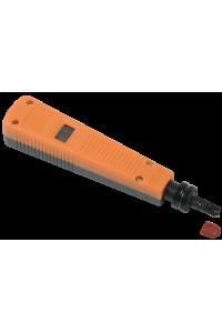 ITK Инструмент ударный для IDC Krone/110 оранжево-серый
