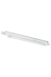 """Блок освещения TLK, 19"""", 1U, Г35мм, серый"""